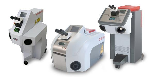 Rofin Laser Welders